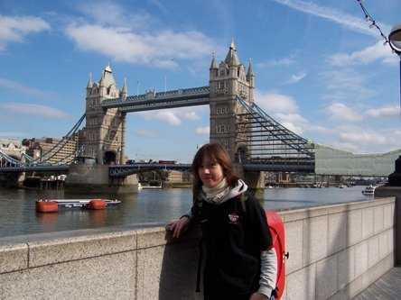 Nadja in London 2008